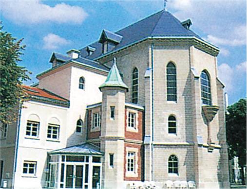 幼きイエス会フランスの本院